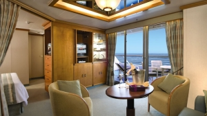 Sea Princess Mini Suite