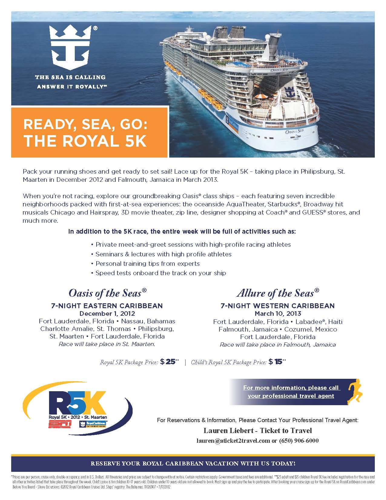cruise sales